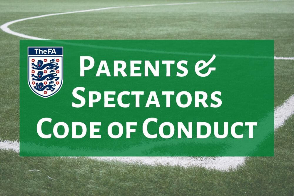 FA Spectator Code of Conduct