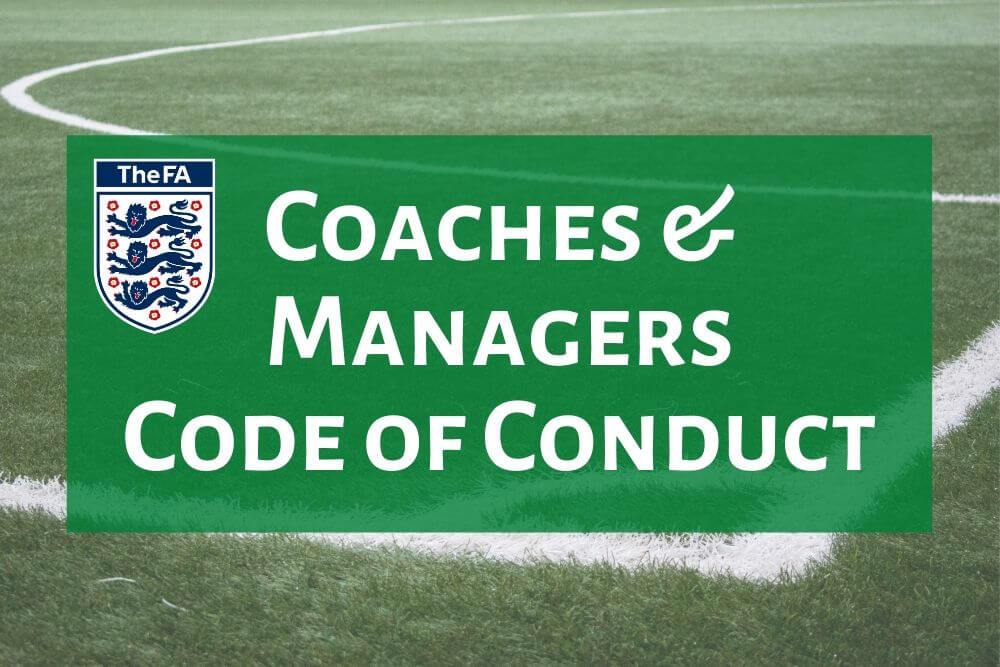 FA Coach Code of Conduct
