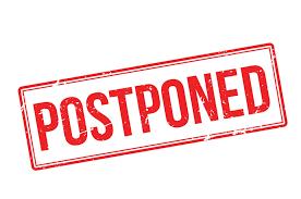 Covid Postponement form